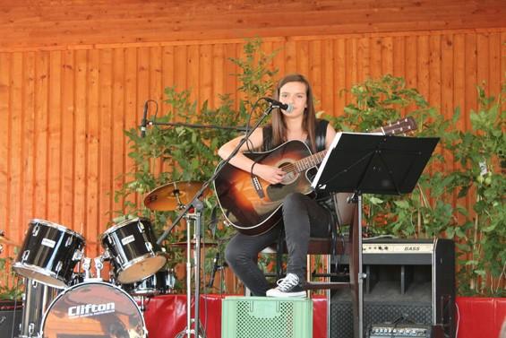 Sanfte Balladen und fetzige Rockmusik wechselten sich ab. Bild: Jens Brehl CC BY-NC-SA 4.0