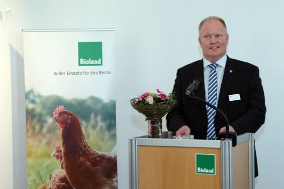 Karsten Schmal, Präsident des hessischen Bauernverbands, sieht Chancen in der Kooperation. Bild: Jens Brehl CC BY-NC-SA 4.0