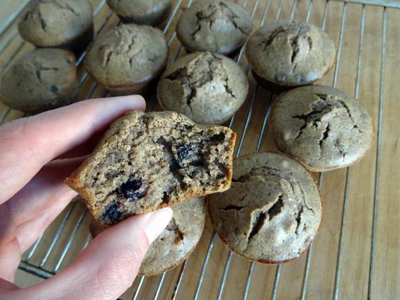 hanf-muffins