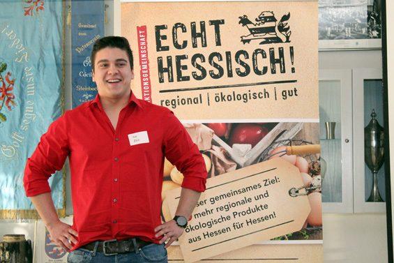 Mehr junge Müller wie Ralf Zinn braucht das Land. Bild: Jens Brehl CC BY-NC-SA 4.0