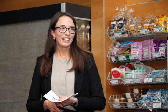 Nadine Schäfer, Leiterin Produktmanagement. Bild: Jens Brehl CC BY-NC-SA 4.0