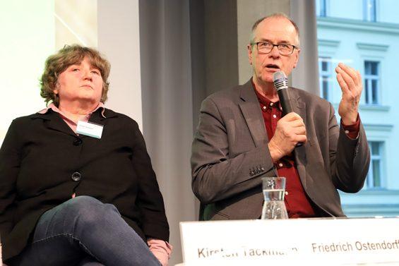 Weiter dran bleiben, meinte Friedrich Ostendorff (Grüne) – Bild: Jens Brehl CC BY-NC-SA 4.0