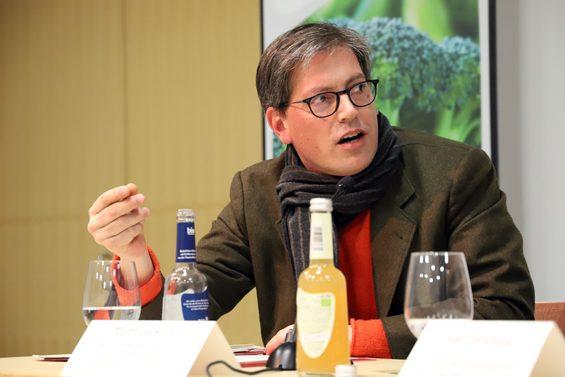 Matthias Kiefer weiß, ohne Konflikte lässt sich die Vergabepraxis nicht ändern.  Bild: Jens Brehl CC BY-NC-SA 4.0