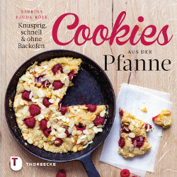 Cover des Buchs Cookies aus der Pfanne