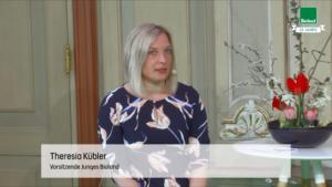 Junges Bioland Theresia Kübler
